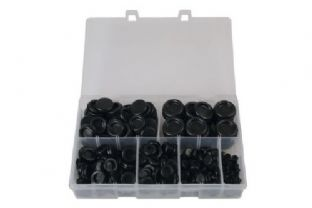 Connect 31848 280 Pieces Assorted Blanking Grommets